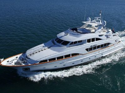 Sale the yacht Benetti Classic 115'