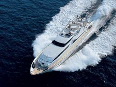 Motor yacht for sale Falcon 114