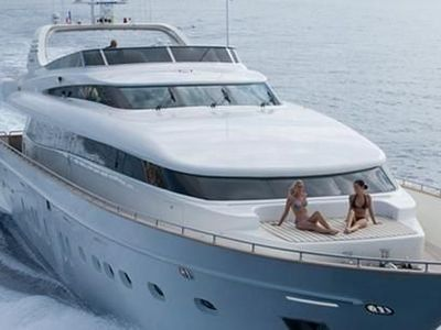 Sale the yacht Canados 116' «BERTONA»