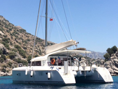 Sailing Boat for sale Lagoon 421
