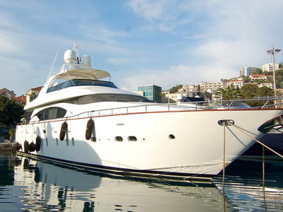Sale the yacht MAIORA 23 «​LYUBOV P​ ​»