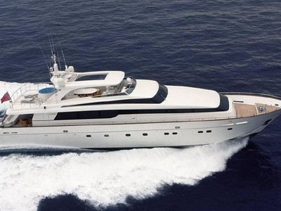 Sale the yacht Sanlorenzo SL108