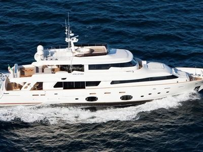 Sale the yacht Custom Line Navetta 33