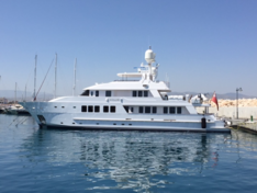 Motor yacht for sale Inace Expedition Yacht 34m «Sudami»
