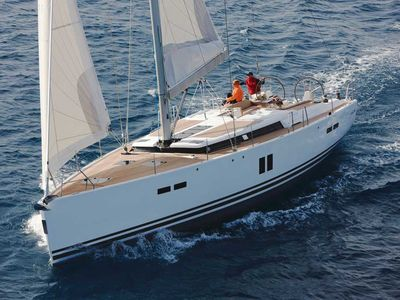 Sale the yacht Hanse 545 «Asterion»