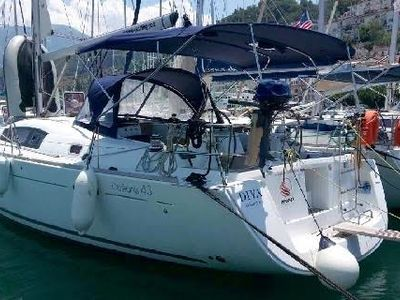 Sale the yacht Oceanis 43 Family «DIVA»