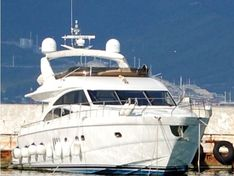 Motor yacht for sale Princess 67