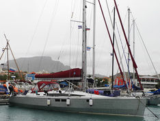 Sailing Boat for sale OVNI 495 «Valentina»