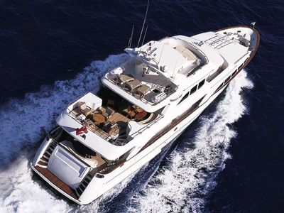 Sale the yacht Benetti 34.95m «ELALDREA»