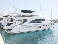 Motor yacht for sale Princess 62 «Alexandra»