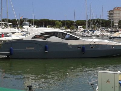 Sale the yacht Pioneer C54