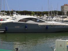 Motor yacht for sale Pioneer C54