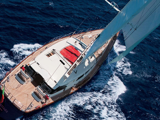 Sailing Boat for sale Perini Navi 45m «HERITAGE»