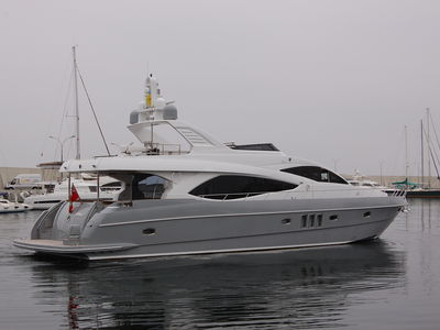 Sale the yacht Majesty 77 «Wolf»