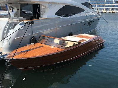 Sale the yacht Custom built tender
