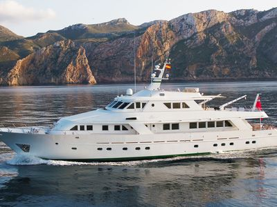 Sale the yacht Classic 35m Benetti