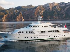 Super yacht for sale Classic 35m Benetti
