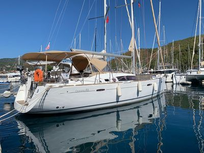 Sale the yacht  «Beneteau Oceanis 46 (Iris)»