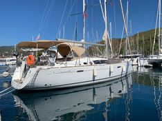 Sailing yacht for sale Oceanis 46 «Iris»