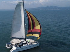 Sailing yacht for sale Tobago 35 «Barbos»